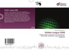 Copertina di Golden League 2008
