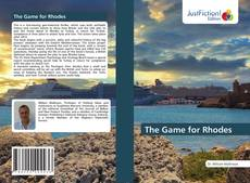 Bookcover of The Game for Rhodes