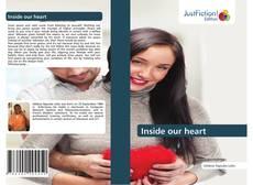 Capa do livro de Inside our heart