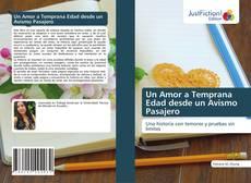 Un Amor a Temprana Edad desde un Avismo Pasajero kitap kapağı