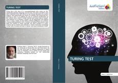 TURING TEST kitap kapağı