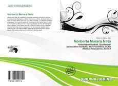 Capa do livro de Norberto Murara Neto