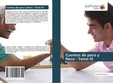 Обложка Cuentos de paco y Neco - Tomo III