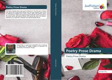 Bookcover of Poetry Prose Drama