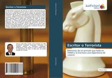 Обложка Escritor o Terrorista