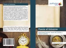 Poesía al Universo kitap kapağı