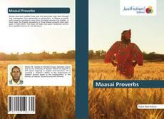Maasai Proverbs kitap kapağı