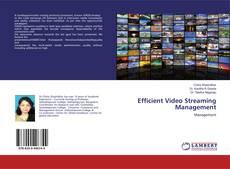 Efficient Video Streaming Management kitap kapağı