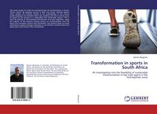 Обложка Transformation in sports in South Africa