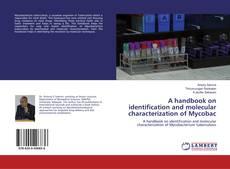 Buchcover von A handbook on identification and molecular characterization of Mycobac