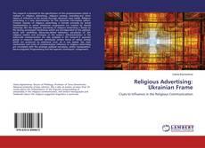 Portada del libro de Religious Advertising: Ukrainian Frame