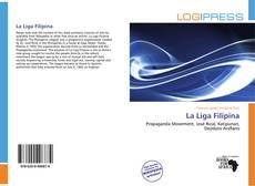 Portada del libro de La Liga Filipina
