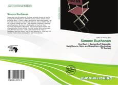 Portada del libro de Simone Buchanan