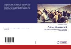 Animal Management的封面