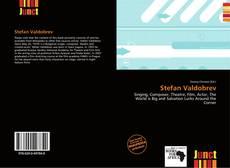 Portada del libro de Stefan Valdobrev