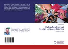 Copertina di Multiculturalism and Foreign Language Learning