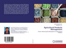 Обложка Agricultural Products Management