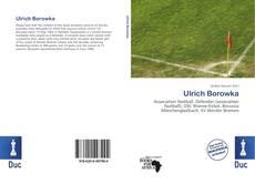 Borítókép a  Ulrich Borowka - hoz