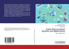 Capa do livro de Cyber-Physical-Social Systems and Applications