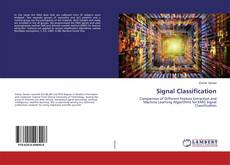 Bookcover of Signal Classification