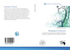 Bookcover of Benjamin Crémieux