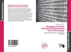 Bookcover of Alagappa Chettiar College of Engineering and Technology