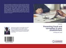 Copertina di Preventing fraud and corruption in your establishment