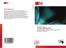 Buchcover von Chloé Delaume