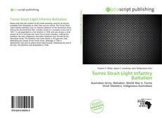 Capa do livro de Torres Strait Light Infantry Battalion
