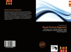 Обложка Royal Victoria Regiment