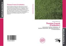 Bookcover of Thomas Franck (Footballer)