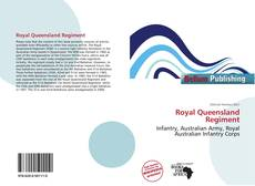 Capa do livro de Royal Queensland Regiment