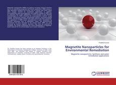 Borítókép a  Magnetite Nanoparticles for Environmental Remediation - hoz