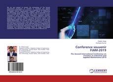 Portada del libro de Conference souvenir FIAM-2019