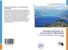 Portage Township, St. Louis County, Minnesota kitap kapağı