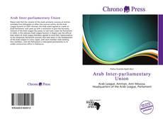 Capa do livro de Arab Inter-parliamentary Union