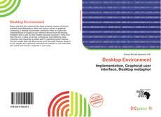 Couverture de Desktop Environment