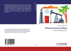 Buchcover von Efficient Rotary Drilling
