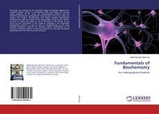 Couverture de Fundamentals of Biochemistry