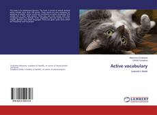 Bookcover of Active vocabulary
