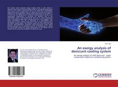 Couverture de An exergy analysis of desiccant cooling system