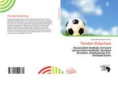 Torsten Gütschow的封面
