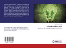Capa do livro de Green Production