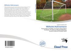 Bookcover of Wilhelm Hahnemann