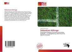 Portada del libro de Sebastian Hähnge