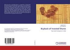 Portada del libro de Buyback of Invested Shares