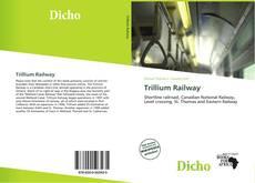 Buchcover von Trillium Railway