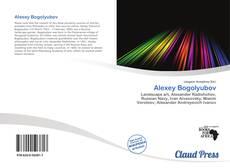 Bookcover of Alexey Bogolyubov