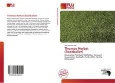 Bookcover of Thomas Herbst (Footballer)