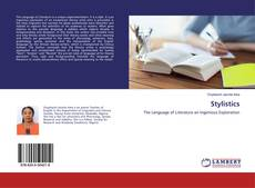 Bookcover of Stylistics